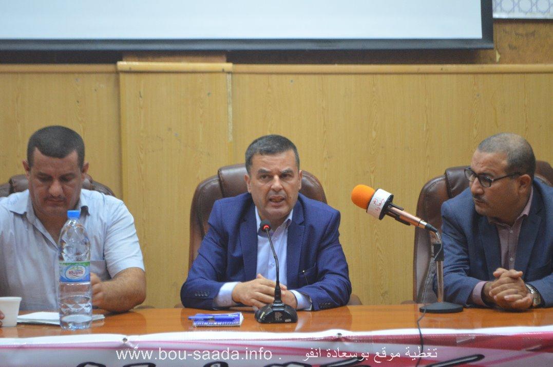 فيديو .. مداخلة الصحفى جمعة عبد القادر حول ألاعلام في الجزائر
