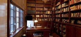 إنهم ضيوفي الجالسون في فوق أرفف المكتبة أيها الضيوف الأعزاء!