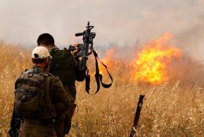 غزة الصامدة تدخل خط المواجهات.. وتشعل أكثر من 40 حريقاً في المغتصبات الصهيونية