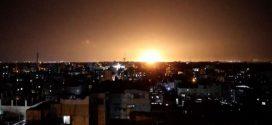 غزة .. إسرائيل تشن غارات جديدة على غزة ردا على البالونات الحارقة